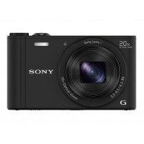 """Sony Cyber-shot DSC-WX350 Cámara compacta 18.2MP 1/2.3"""" CMOS 4896 × 3264Pixeles Negro"""