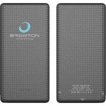 Brigmton BPB-100-N batería externa Negro 10000 mAh