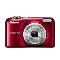 "Nikon COOLPIX A10 Cámara compacta 16,1 MP CCD 4608 x 3456 Pixeles 1/2.3"" Rojo"