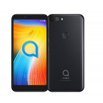 "Alcatel 1S 14 cm (5.5"") 32 GB 3 GB SIM doble Negro 3060 mAh"