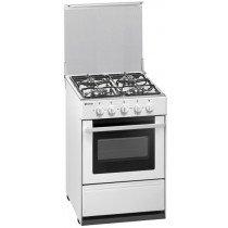 Meireles G 2540 V Cocina independiente Blanco Encimera de gas