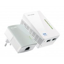 TP-LINK TL-WPA4220KIT adaptador de red powerline 300 Mbit/s Ethernet Wifi