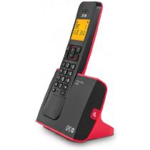 SPC Blade Teléfono Negro/Rojo 7290R