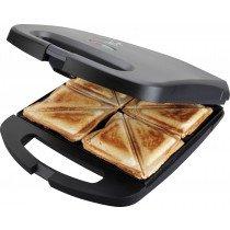 JATA SW546 1500W Negro sandwichera