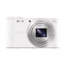 "Sony Cyber-shot DSC-WX350 Cámara compacta 18,2 MP CMOS 4896 × 3264 1/2.3"" Blanco"
