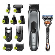 Braun 81705167 cortadora de pelo y maquinilla Gris
