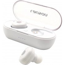 Lauson EH226 auricular y casco Auriculares Dentro de oído Blanco
