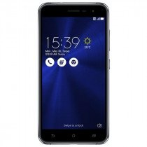 "ASUS ZenFone 3 ZE520KL-1A010WW smartphones 13,2 cm (5.2"") 4 GB 64 GB SIM doble 4G Negro 2650 mAh"
