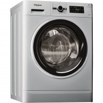 Whirlpool FWDG96148SBS Carga frontal Freestanding (placement) Plata A