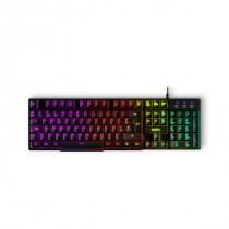 Energy Sistem ESG K2 Ghosthunter teclado USB QWERTY Español Negro