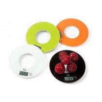 JATA MOD. 722 Báscula electrónica de cocina Multicolor Countertop (placement)
