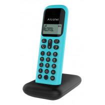 Alcatel D285 Teléfono DECT Identificador de llamadas Turquesa