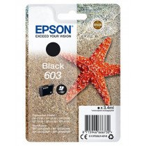 Epson Singlepack Black 603 Ink