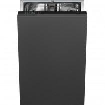 Smeg STA4505IN lavavajilla Completamente integrado 10 cubiertos F