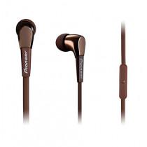 Pioneer SE-CL722T Auriculares Dentro de oído Marrón