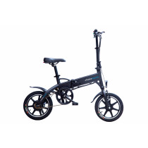 "Skateflash Urban Compact Negro, Azul 35,6 cm (14"") Litio 18 kg"
