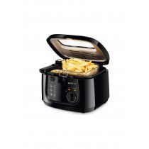 Mondial FT07 freidora 2,5 L Sencillo Negro Independiente 1800 W