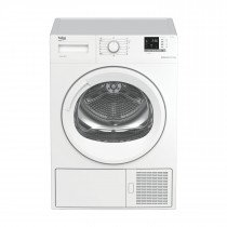Beko DH 10412 RX secadora Freestanding (placement) Carga frontal Blanco 10 kg A++