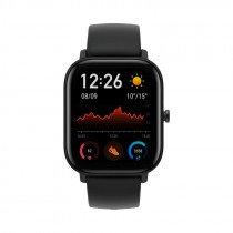 "Amazfit GTS reloj inteligente AMOLED 4,19 cm (1.65"") Negro GPS (satélite)"