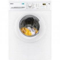 Zanussi ZWF71243W lavadora Independiente Carga frontal Blanco 7 kg 1200 RPM A+++