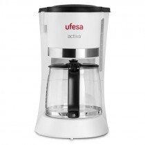 Ufesa CG7113 cafetera eléctrica Cafetera de filtro 0,75 L Manual