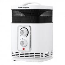 Orbegozo CR 6025 Ventilador eléctrico Interior Negro, Blanco 750 W