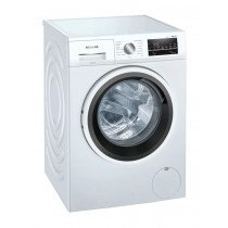 Siemens iQ500 WM12US61ES lavadora Independiente Carga frontal Negro, Blanco 9 kg 1200 RPM A+++