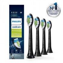 Philips Paquete de 4 cabezales de cepillado sónicos estándar