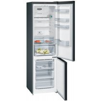 Siemens iQ300 KG39NXXEA nevera y congelador Independiente 368 L E Negro