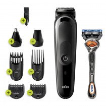 Braun All-in-one MGK 5260 depiladora para la barba Negro