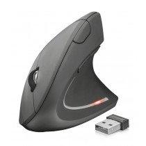 Trust Verto ratón RF inalámbrico Óptico 1600 DPI mano derecha