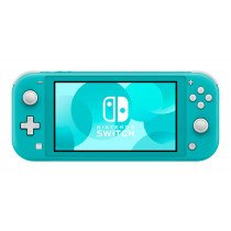 "Nintendo Switch Lite videoconsola portátil Turquesa 14 cm (5.5"") Pantalla táctil 32 GB Wifi"