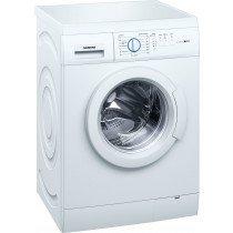 Siemens iQ100 WM12E060ES lavadora Independiente Carga frontal Blanco 7 kg 1200 RPM A+++