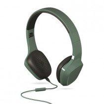Energy Sistem 428380 Diadema Binaural Alámbrico Verde auriculares para móvil