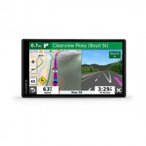 "Garmin DriveSmart 55 EU MT-S navegador 14 cm (5.5"") Pantalla táctil TFT Fijo Negro 151 g"