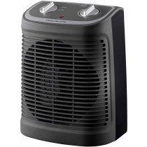 Rowenta Instant Comfort 2400 Calentador de ventilador Interior Negro, Gris 2400 W
