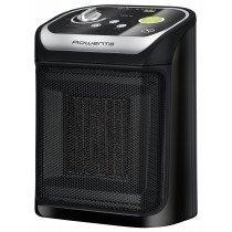 Rowenta Mini Excel Eco Safe Calentador de ventilador Interior Negro 1800 W