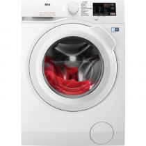 AEG L6FBI147P lavadora Independiente Carga frontal 10 kg 1400 RPM C Blanco