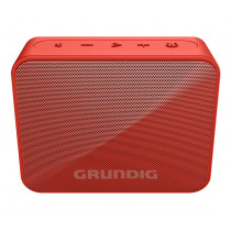 Grundig GLR7745 altavoz portátil Altavoz portátil estéreo Rojo 3,5 W