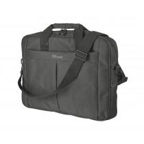 "Trust Primo maletines para portátil 40,6 cm (16"") Maletín Negro"