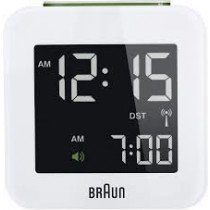 Braun BNC008WH-RC despertador Blanco