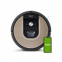 iRobot Roomba 974 aspiradora robotizada Sin bolsa Oro
