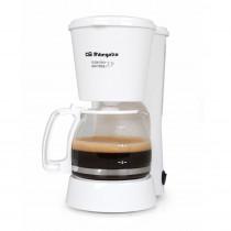 Orbegozo CG 4012 B cafetera eléctrica Manual Cafetera de filtro