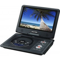 "Brigmton BDVD-1093 reproductor de dvd/bluray portátiles Mesa Negro 22,9 cm (9"")"