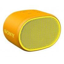 Sony SRS-XB01 Mono portable speaker Amarillo