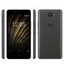 "bq Aquaris U 12,7 cm (5"") 2 GB 16 GB SIM doble 4G Micro-USB B Negro Android 6.0.1 3080 mAh"