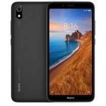 "Xiaomi Redmi 7A 13,8 cm (5.45"") 2 GB 32 GB SIM doble 4G Negro 4000 mAh"