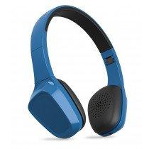 Energy Sistem 428335 Diadema Binaural Alámbrico Azul auriculares para móvil