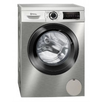 Balay 3TS992XT lavadora Carga frontal 9 kg 1200 RPM Acero inoxidable
