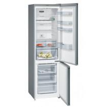 Siemens iQ300 KG39NXIEA nevera y congelador Independiente 368 L E Acero inoxidable